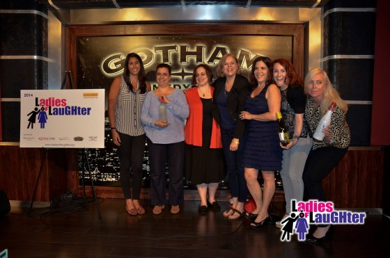 2014 Ladies of Laughter Contest Finalists