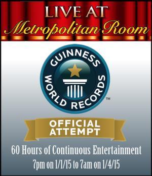 Marathon Variety Show - Metropolitan Room - Livamp