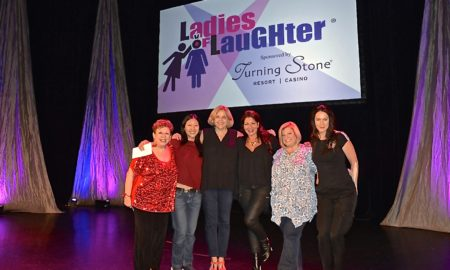 2016 Ladies of Laughter Winners
